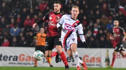 Penaltymisser breekt RWDM zuur op tegen Luik (2-2)