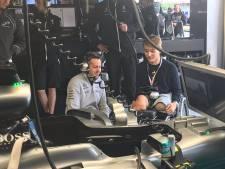 Billy Monger, de échte held op Silverstone