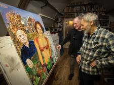 Musicalster Connie Stuart terug in geboortehuis Wijhe