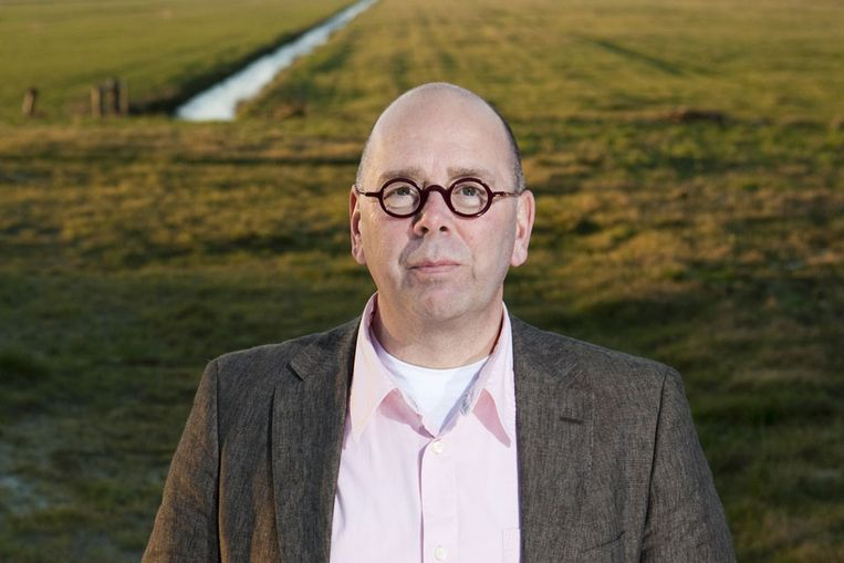 Jan Dijkgraaf (Harry Cock / de Volkskrant) Beeld
