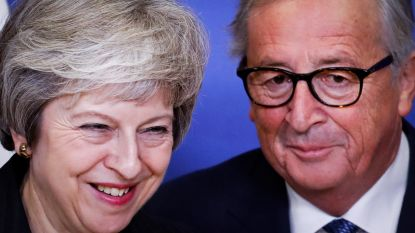 Britten en EU bereiken akkoord over toekomstige relaties na brexit