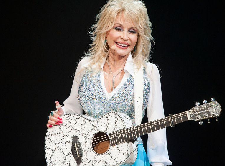 Dolly Parton Beeld afp