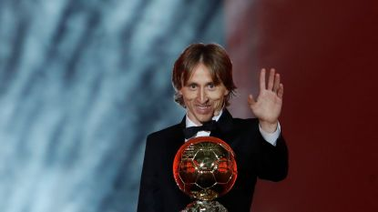 Luka Modric zorgde voor een aardverschuiving, maar ook nu regende het weer gekke stemmen voor de Ballon d'Or (en voor wie koos België?)
