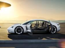 Elektrische Porsche Mission E gaat Taycan heten