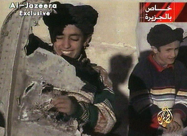 Hamza in 2001.