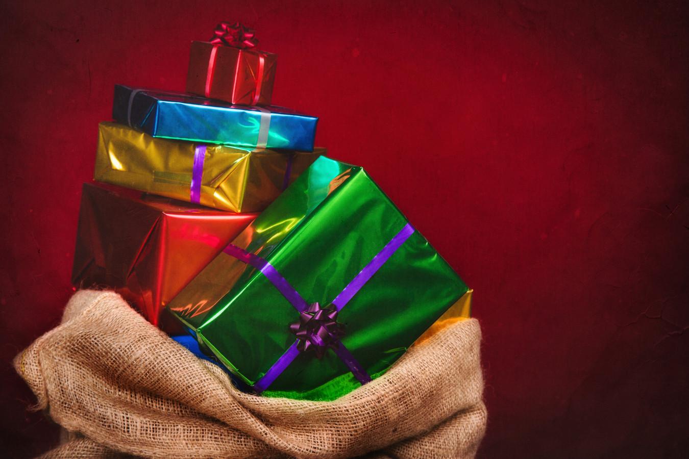 Sinterklaascadeautjes