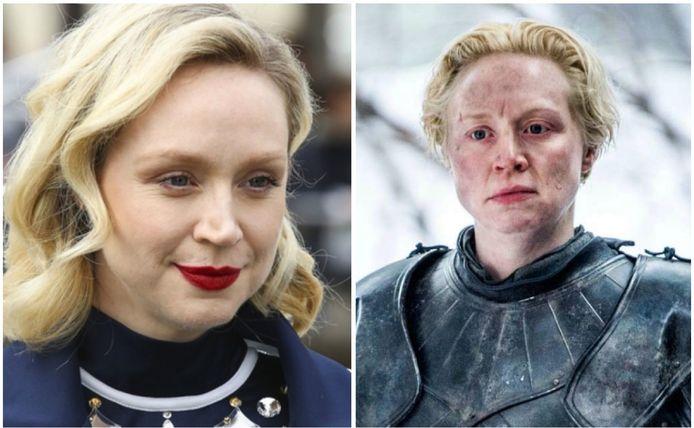 Gwendoline Christie over het verschil dat ze tegen haar verwachtingen in maakte in 'Game Of Thrones'.