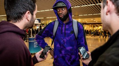 """Lamkel Zé na triomf op Bosuil naar Kameroen voor nationale ploeg: """"Mijn eerste cap komt eigenlijk veel te laat"""""""