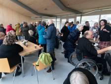 550 koppen koffie gezet bij open dag Hospice Mook