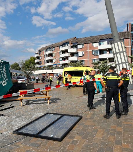 Man die terras in Veldhoven opreed vrijgelaten; rijbewijs is ingevorderd