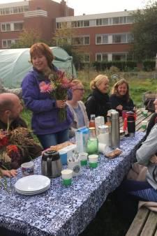 Buurtmoestuin in Bodegraven is opgeheven