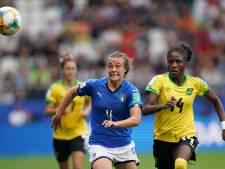 Italië sluit ook tweede duel WK winnend af