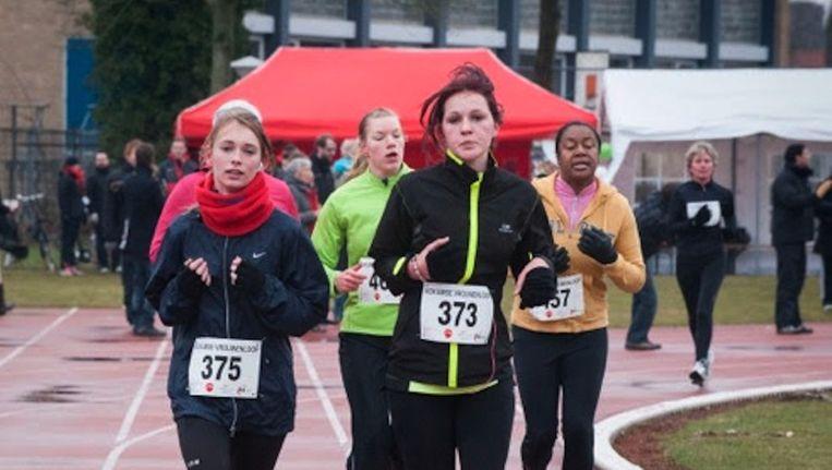 Mokumse vrouwenloop 2013 Beeld Rita Dreijer