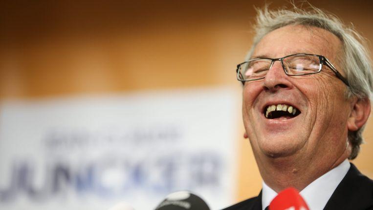 Jean-Claude Juncker Beeld EPA