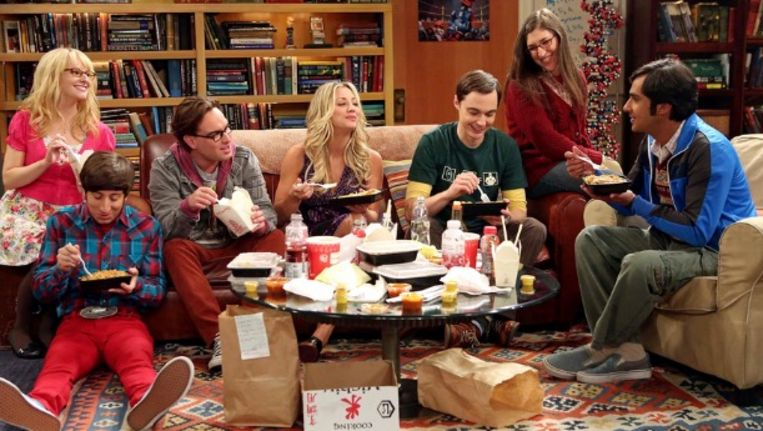 'The Big Bang Theory' is bijna afgelopen.