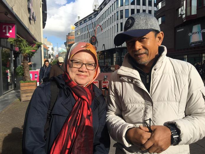 Nurul Aini Liman en Khairul Zaki