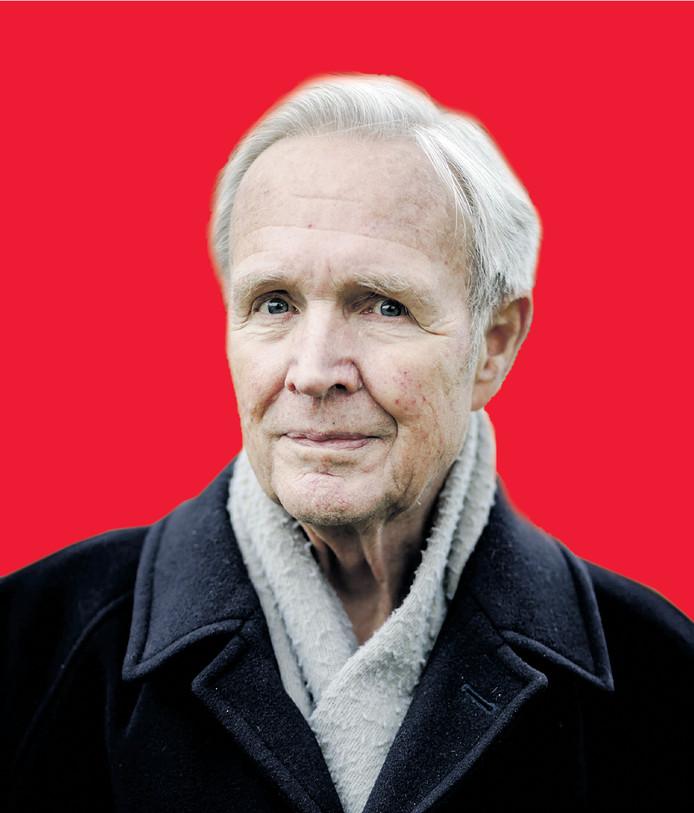Jan Terlouw, schrijver en D66-coryfee, is blij met de scholierenstaking voor het klimaat.