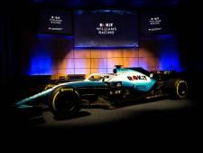Nieuwe kleuren en hoofdsponsor voor Williams