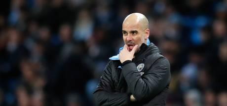 City-coach Guardiola rekent op zijn spelers