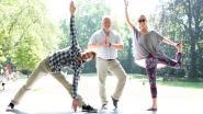 Het Grote Yogaproject doet Kruidtuin aan