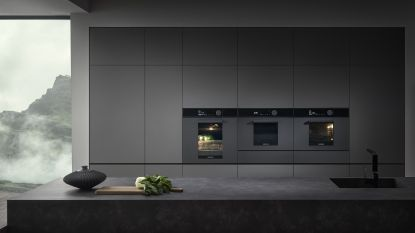 Een kookplaat die je niet ziet en een vriezer die koelkast wordt. Zes opvallende keukentoestellen gespot op Batibouw