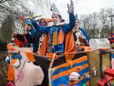 Prins Krimp d'un Urste allereerste Prins Carnaval van 'Krimpersgat' Hulten