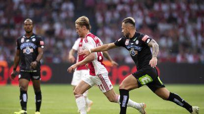 """TransferTalk. """"Anderlecht praat met Oostenrijks international"""" - Waasland-Beveren strikt Montenegrijnse spits - Chelsea ligt dwars bij verhuur Batshuayi aan AS Monaco"""