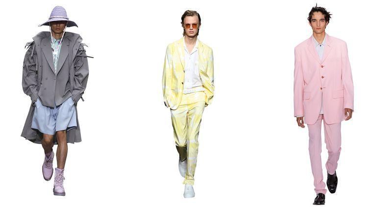Louis Vuitton, Boss, Paul Smith Beeld