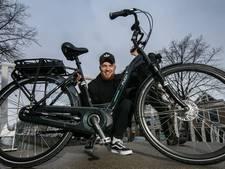 Student uit Kampen wil markt voor e-bikes openbreken