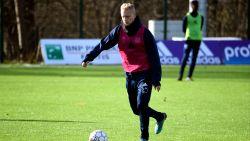 Ziektebriefje loopt af: Olivier Deschacht vandaag terug op Anderlecht (en weer in A-kern)?