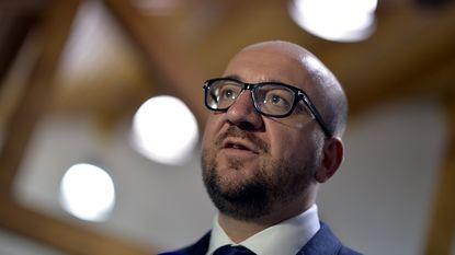Premier Michel roept Belgische joden op niet te vertrekken