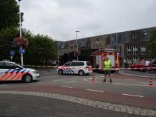 Vrachtwagenchauffeur ongeval Woerden: slachtoffer stond in dode hoek