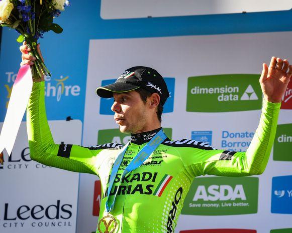Prades fietste vorig jaar nog voor Euskadi-Murias.