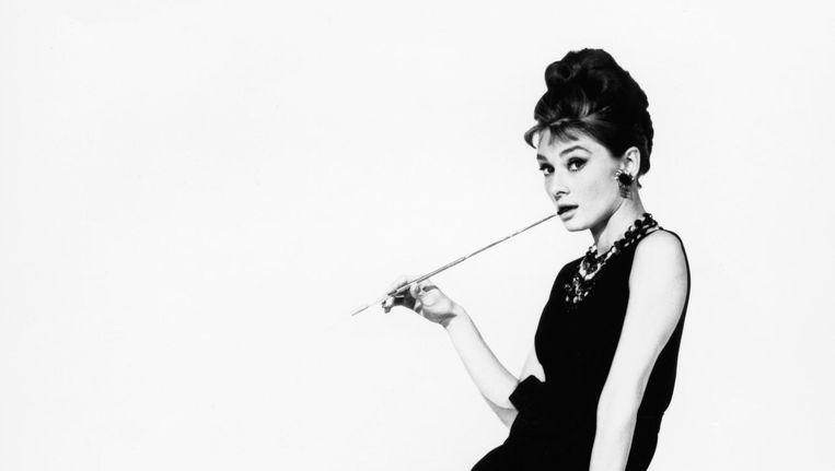 Audrey Hepburn Beeld null