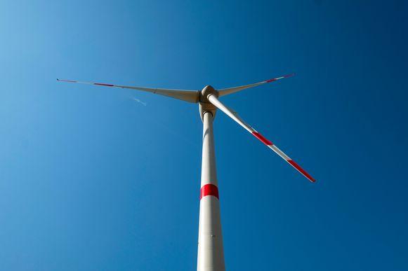 Engie wil windturbines zetten op de site van Umicore, op het grondgebied van Hemiksem en Hoboken.