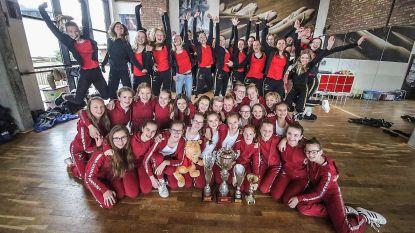 Krea is beste dansschool, maar afscheid gouden generatie is nabij