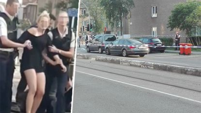Politieagent schiet man neer in Gent: slachtoffer bedreigde vrouw met mes