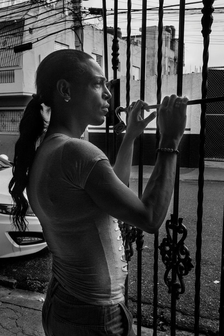Venus (35), Santa Domingo, Dominicaanse Republiek Beeld Robin Haurissa