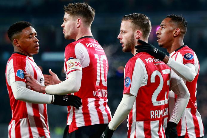 PSV start op 11 augustus thuis in de eredivsie, tegen FC Utrecht.