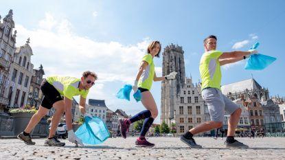 Mechelen: maak kennis met 'plogging'