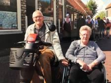 Melis en Jannie waren 52 jaar getrouwd, maar namen afscheid via Skype: 'Tot in de hemel, zei ze'