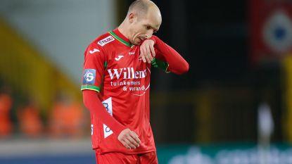 """Berrier woedend over niet-selectie bij KV Oostende: """"Ze geven me zin om te stoppen"""""""