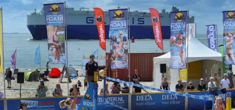 Belgische wereldtoppers pakken titel op Vlissings strand