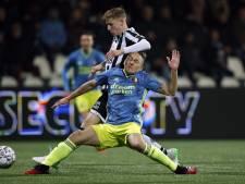 LIVE | Sinisterra en Toornstra bezorgen Feyenoord vliegende start van tweede helft