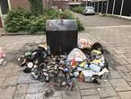 Wie lost de afvalproblematiek in Enschede op?