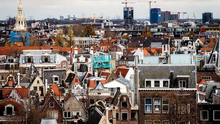 Amsterdam gaat na 120 jaar de erfpacht aanpassen. Over de wenselijkheid daarvan verschillen de meningen Beeld anp