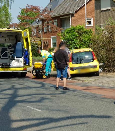 Oudere vrouw gewond bij ongeval op Hogelandsingel in Enschede