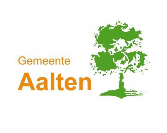 Het logo van de gemeente Aalten.