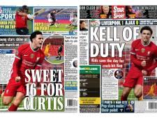 Engelse kranten: Klaassen speelde beste wedstrijd ooit op Anfield, een ramp voor Onana
