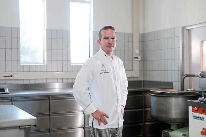 Daan Hesseling, Meester Boulanger en bakker bij Van Bentum in Lobith en Didam.